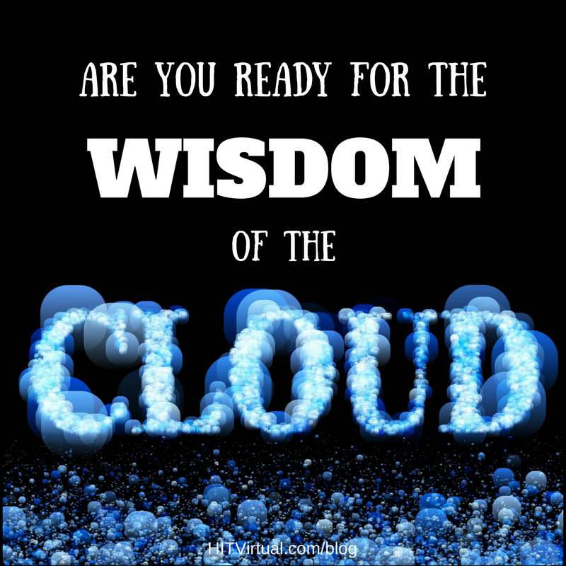 wisdom of the cloud